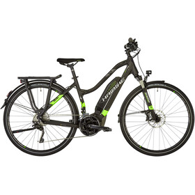 HAIBIKE SDURO Trekking 6.0 Mujer, black/green/titan matte